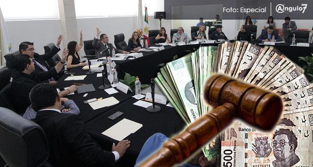 Caen a CPP y PRI multas por 699 y 449 mp por anomalías en fiscalización