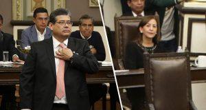 Casique y García compartirán coordinación del PRI en el Congreso
