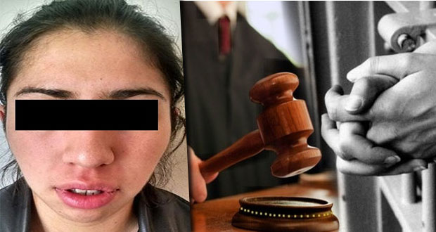 Dan sentencia de 35 años a mujer que mató a su pareja en San Manuel