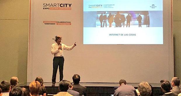Las smart cities y su importancia en el sismo del 19 de septiembre