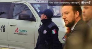 Banck buscará reunión con Pemex para hablar del resguardo de ductos