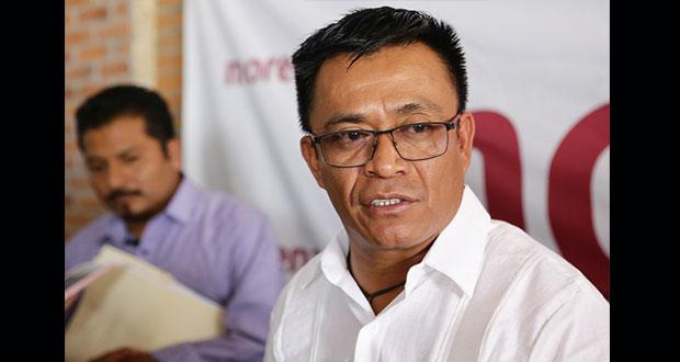Consejo Estatal acuerda nombrar a Garmendia dirigente de Morena