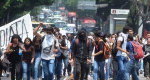 En medio día liberan a presuntos porros de UNAM por falta de pruebas