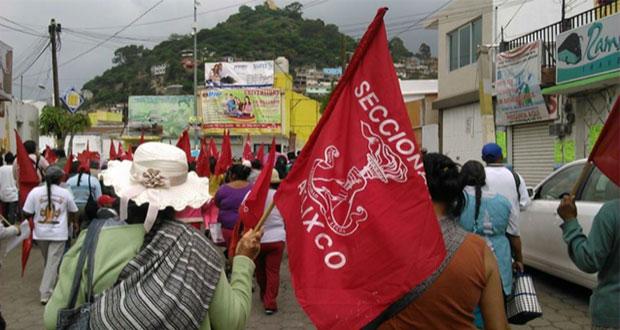 Marcharán para exigir a gobernador de Hidalgo que cumpla con obras