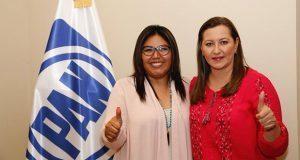 Con anuencia de Martha Erika, Huerta alza la mano para dirigir el PAN