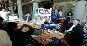 """PNC organiza foro sobre educación en Puebla; """"el otro no resultó"""""""