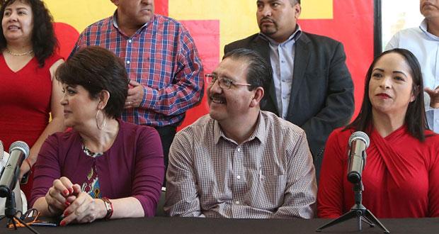 Fraude en Puebla se parece al que sufrió AMLO en 2006: PT