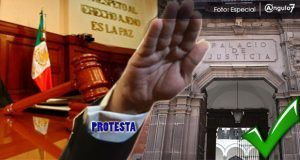 SCJN admite acción contra reforma que deja a gobernador rendir protesta en TSJ