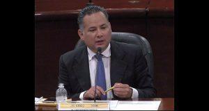 Santiago Nieto, próximo titular de inteligencia financiera en SHCP