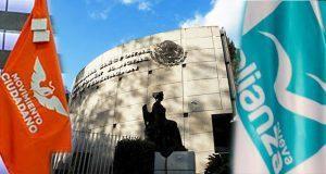 Tepjf confirma multas por 4.8 mdp a MC y Nueva Alianza en Puebla
