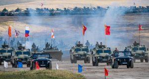 """Con maniobras militares """"Vostok"""", Putin demuestra alianza con China"""