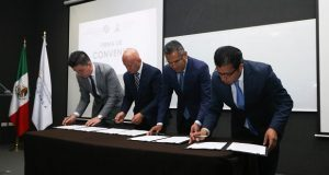 IAP Puebla y SEA acuerdan capacitar a funcionarios contra corrupción