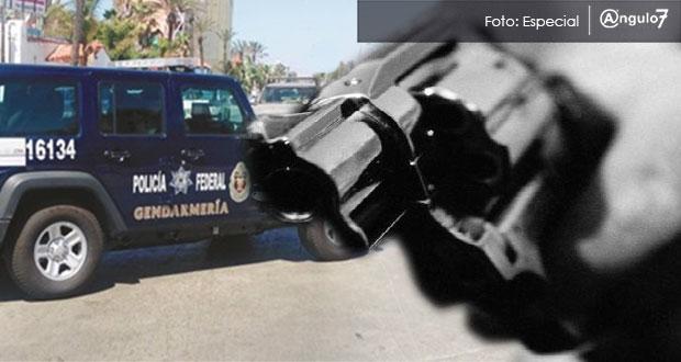 "Balean a gendarmes por recuperar a vehículos ""robados"" en Tecamachalco"