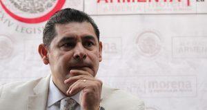 Dice Armenta que Velasco estuvo en su derecho al pedir licencia
