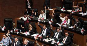 En Senado, Armenta presidirá Hacienda y Nancy va a Relaciones Exteriores
