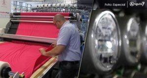Alza en tarifas de luz quebraría a textileras en Puebla y Tlaxcala, alertan