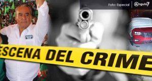 FGE no investiga móvil político en asesinato de edil electo de Nopalucan