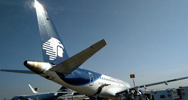 Para el 1 de octubre, pilotos de Aeroméxico emplazan a huelga