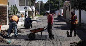 Bachetón 4.0 tapó más de 40 mil baches de Puebla en 47 días: Comuna