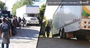 En 8 camiones trasladan a CDMX 7 mil 174 paquetes electorales para el recuento