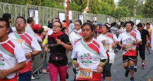 Más de 5 mil 500 personas participan en Carrera Estatal por tu Salud