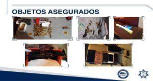 """FGE catea 5 inmuebles en Cuautlancingo de """"El Ciclón"""""""