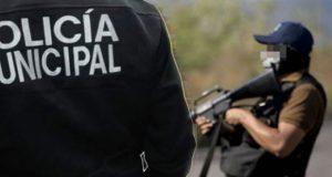 Comando golpea y despoja de armas a dos policías de Cañada Morelos