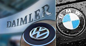 Supuesto pacto para frenar fabricación de autos menos contaminantes