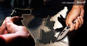 En 38.3% de delitos en Puebla se usan armas, el 7º mayor porcentaje: Envipe