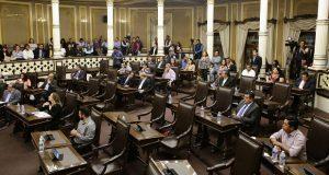 Congreso avala que Carrancá deje nombrado sucesor en Fiscalía antes de irse