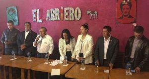 Diputados federales de Edomex condenan el fraude electoral en Puebla