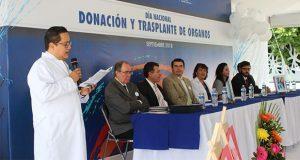 Cultura de donación reduce espera para córneas en Puebla: SSEP