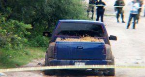 Rescatan ilesa a bebé abandonada junto a 3 cadáveres en Guanajuato