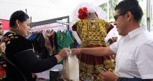 Encuentro textil reúne a 30 empresas poblanas y 5 regionales