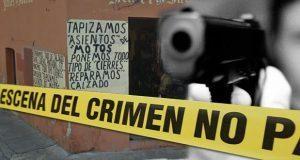 Asesinan a balazos a hombre en Atlixco