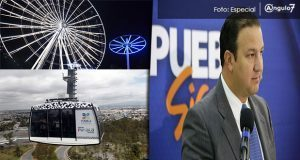 Trauwitz defiende Teleférico y Estrella; recaudaron 17 mdp en actual gobierno