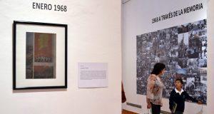 BUAP conmemora movimiento de 1968 con exposición fotográfica