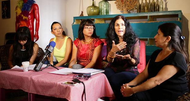 Feministas anuncian encuentro con Rivera para dar propuestas