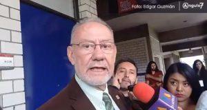 """Puebla, el """"granito en el arroz"""" del proceso electoral 2018: rector de Ibero"""