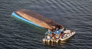 Rescatan a sobreviviente de ferry hundido en Tanzania; mueren 207
