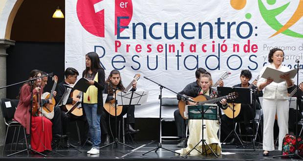 En foro, compartirán resultados de estímulos a creación en Puebla