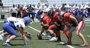 Equipo de futbol americano de la BUAP enfrentará a Halcones de UV