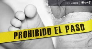 En lote baldío de Tehuacán, hallan cadáver de bebé