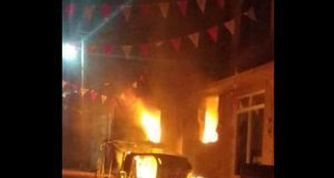 Muerte de joven en fiestas patrias causa violencia en Juan N. Méndez