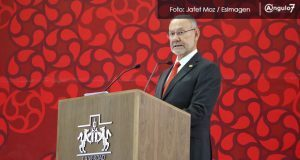 Abatir inseguridad y feminicidios, reto de nuevas autoridades: rector de Ibero