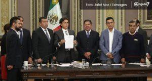 Morenistas se quedan Mesa Directiva de Congreso