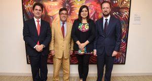 Luis Banck presenta proyectos estratégicos ante el Banco Interamericano de Desarrollo