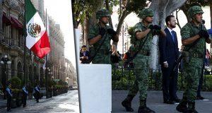 Comuna poblana conmemora consumación de la Independencia de México