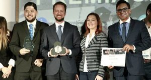 Recibe Banck premio Gobernarte del BID por impulsar innovación social