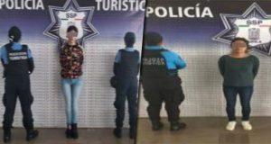 SSP asegura a cuatro personas en tres colonias de Puebla capital